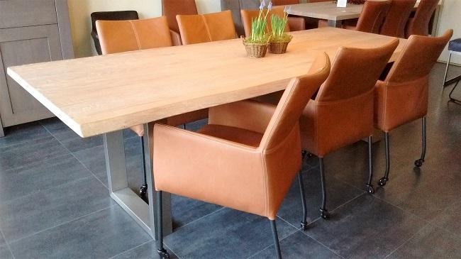 Eetkamerstoelen en tafels op maat aanbiedingen eetkamerstoelen